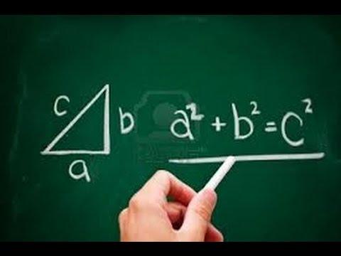 En qué consiste el Teorema de Pitágoras