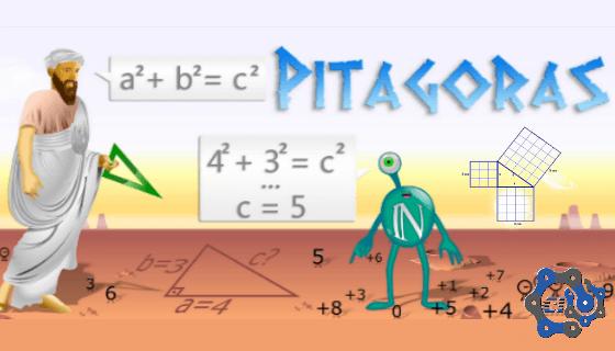 Ejercicios del teorema de Pitágoras